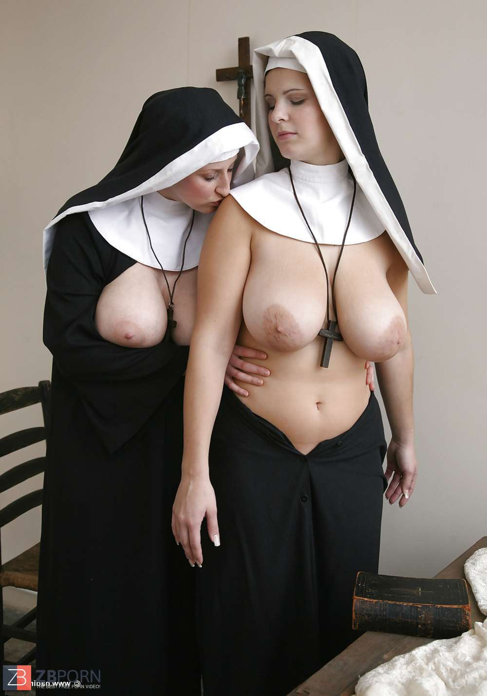 free nun porn Sep 2015  Watch 2 Nuns Fuck in Church video on xHamster, the biggest sex tube site with  tons of free In Church Threesome & Church porn movies!.